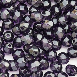 Mărgele Fire Polish 4mm 20510 tanzanite