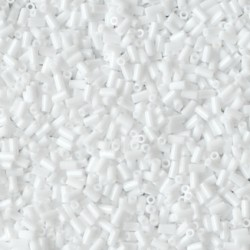 Mărgele pai Toho 3mm. 0041 opaque white