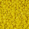 Mărgele MiniDuo 2,5x4mm, 83120 opaque yellow